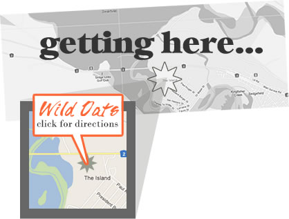 directions to the wild oats market